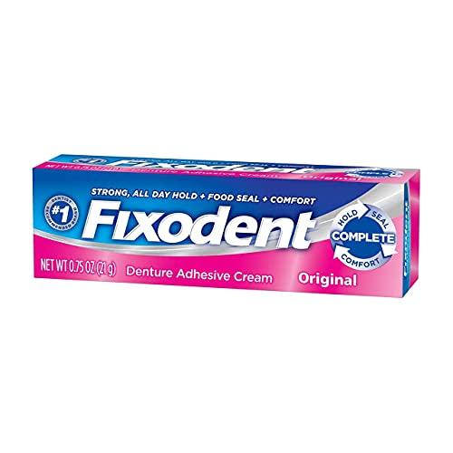 pegamento para protesis dental fixodent fabricante Fixodent