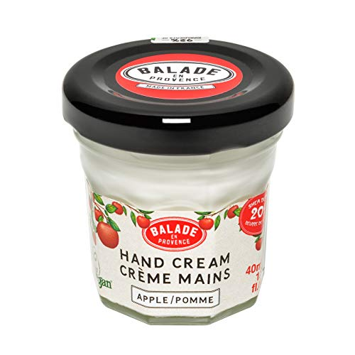 Balade en Provence, Crema per le mani al profumo di mela, 40ml Vegan