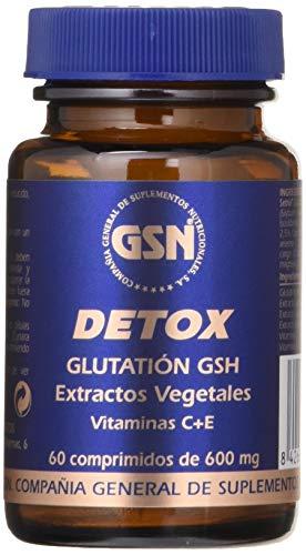 Gsn Complemento Alimenticio - 60 Comprimidos