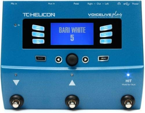 ■TC-HELICON VoiceLive Play ボーカル用エフェクター 並行輸入品