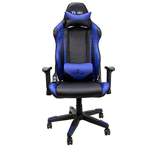 YEYIAN Silla Gaming CADIRA (Azul)