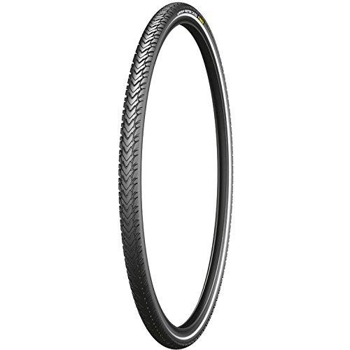 Michelin Reifen Protek Cross Max Draht Reflex, Schwarz, 28 Zoll