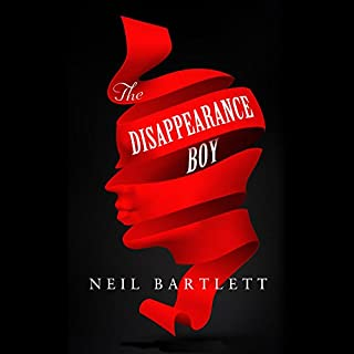 The Disappearance Boy audiobook cover art