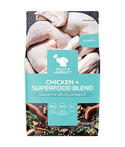 Billy and Margot Puppy Food Farm Raised Chicken 1.8kg