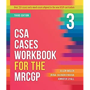 CSA Cases Workbook for the MRCGP, third edition
