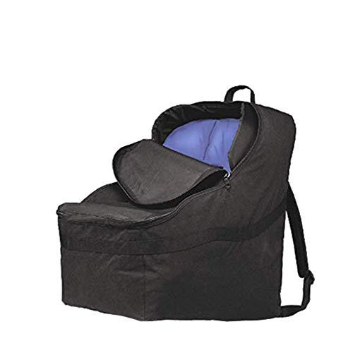 ZXL Autostoel Reistas Duurzaam Gecapitonneerde Rugzak Beschermt uw Kinderzitje en Gebruik voor Vliegtuig