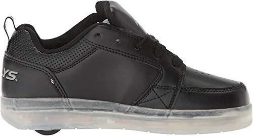 Heelys, Chaussures de Fitness Mixte Enfant, Triple Black, 38 EU