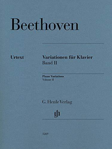 Variationen für Klavier Band II