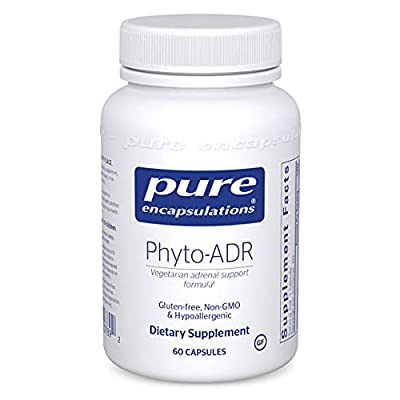 Pure Encapsulations Phyto-ADR   Plant-Based Supplement to Support Adrenal Function and Help Moderate Occasional Stress*