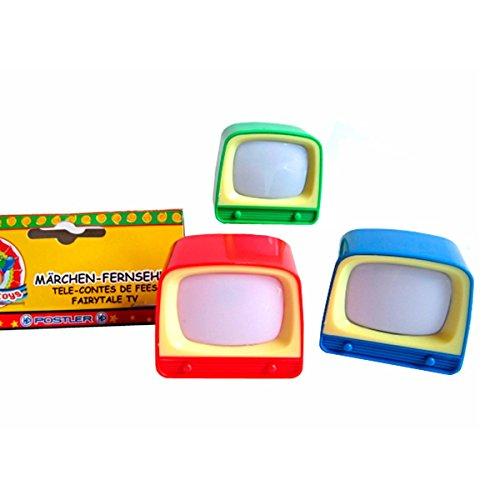 HP 38896 Fernseher TV Mini ( Tiere )