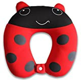 Best Kids Travel Pillows - Nido Nest Kids Travel Neck Pillow - Great Review