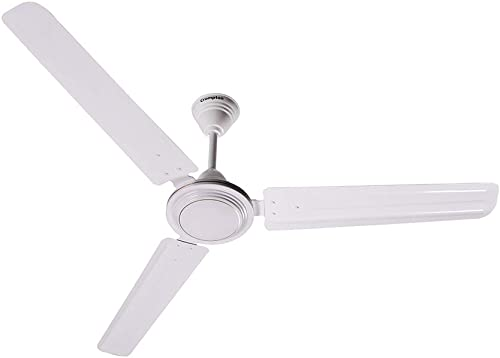 Crompton Hill Briz Ceiling Fan - 1200 mm (Opal White)