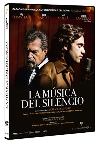 La música del silencio - DVD