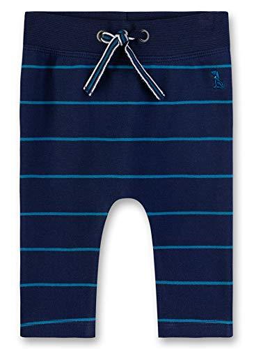 Sanetta Baby-Jungen fiftyseven Hose, Blau (Deep Blue 5993), 74 (Herstellergröße: 074)