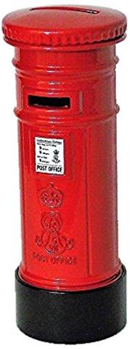 Post Box Money Box by British Gifts