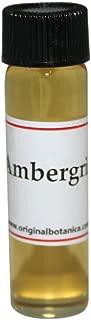 Ambergris Oil
