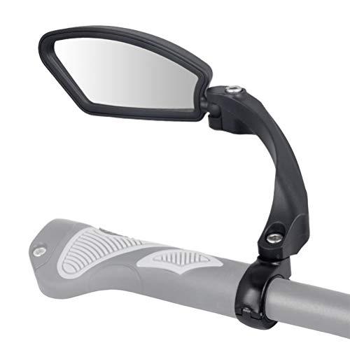 Fahrrad Spiegel Fahrradspiegel Fahrradrückspiegel für E-Bike und Fahrrad Fahrrad-Rückspiegel für Lenker