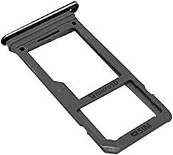 Galaxy S8 Sim Card Holder Slot Micro SD Card Tray Black G950 New Sold by Dougsgadgets (S8)