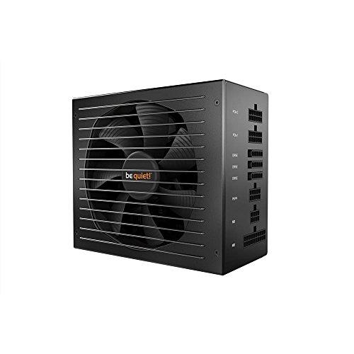 Be quiet! Straight Power 11 550W ATX Noir Unité d'alimentation d'énergie - Unités d'alimentation d'énergie (550 W, 100-240, 600 W, 50-60, Actif, 130 W)