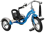 Schwinn Roadster Kids Tricycle, Classic Tricycle, Bright Blue