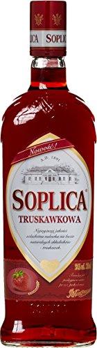 Soplica Erdbeer Truskawkowa / Czarna Porzeczka aus Polen (1 x 0.5 l)