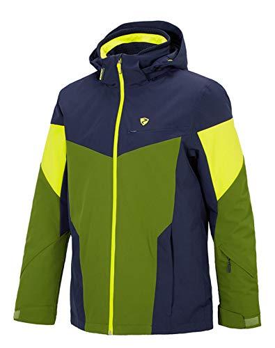 Ziener Toccoa Man (Jacket ski) olivgrün - 52