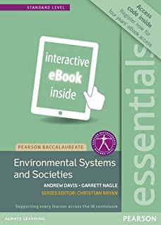 Pearson Baccalaureate Essentials: Environmental Systems and Societies ebook only edition (etext): Industrial Ecology