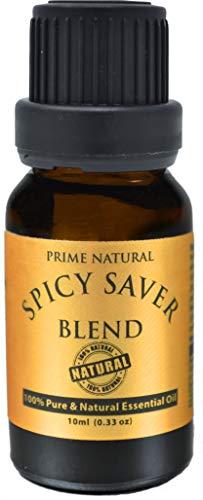Spicy Saver Essential Oil Blend
