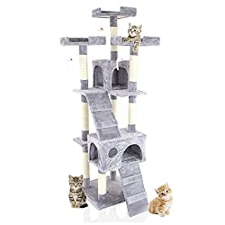 b5d3460537c6 15 Of The Best Cat Scratching Posts & Cat Trees Reviews & Buyers ...