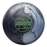 Brunswick Zenith Hybrid Bowling Ball - Black/Ice/Smoke 15lbs