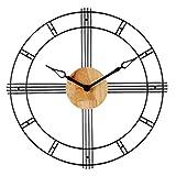 Art wall clock Wanduhr Wohnzimmer Moderne minimalistische Kunst Wanduhr Persönlichkeit Mode...