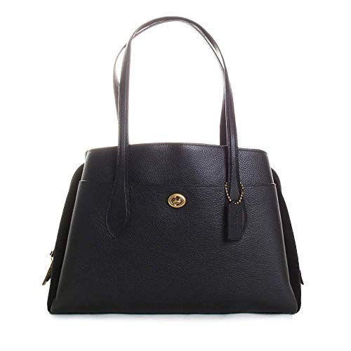 COACH Lora Carryall B4/Black One Size