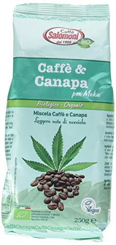 Salomoni Caffe  & Canapa Bio - 3 Confezioni da 250 ml