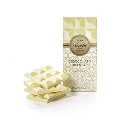 Venchi Tavoletta Di Cioccolato Bianco 100g