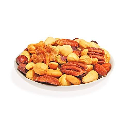 KERNenergie Nussmischung Melange Royal | 2x500g frisch geröstete Mandeln, Haselnüsse, Cashews,...