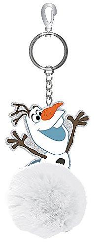 Disney Frozen 75510 Eiskönigin Schlüsselanhänger, bunt