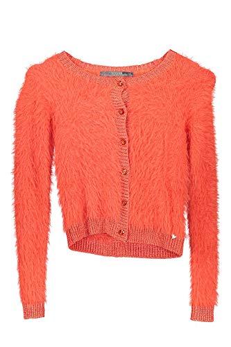 Guess Jeans Cardigan Bambina+[J64R84Z1BP0]+[Arancio]+[G303]