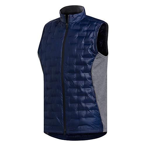 adidas Herren Frostguard Weste, Herren, Ärmellos, Frostguard Vest, Collegiate marineblau, X-Large