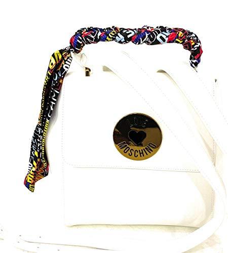 Love Moschino borsa donna a zaino JC4047PP1ALG0100 UNICA Bianco