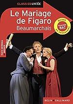 Le Mariage de Figaro - Comédie en cinq actes en prose de Beaumarchais