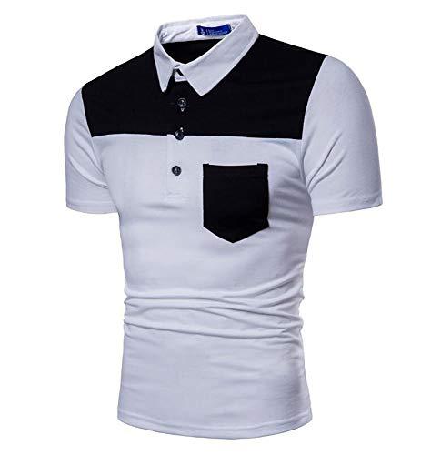 Willlly zomerkleding voor heren, modieus, jeugd, trendy, casual, chic, vrijetijdskleding, poloshirt, oversized