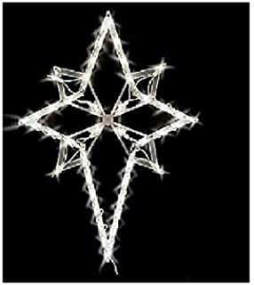 NEW CHRISTMAS LIGHTED STAR INDOOR OR OUTDOOR