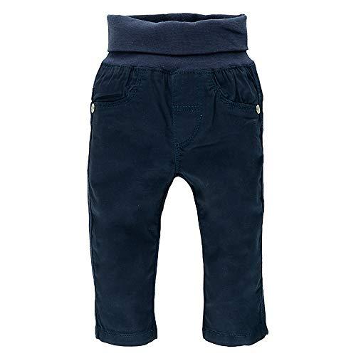 Feetje Chino avec taille élastiquée pantalon bébé, marine