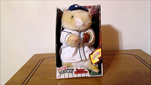Gemmy Dancing Hamster Teddy Ballgame
