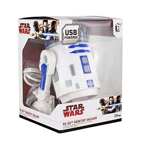 Star Wars R2 D2 Desktop Vacuum
