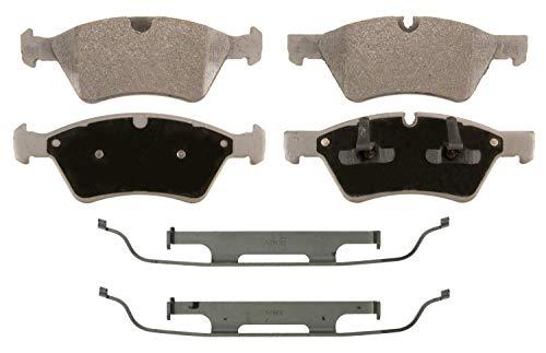 Price comparison product image Wagner MX1123 Semi-Metallic Disc Brake Pad Set