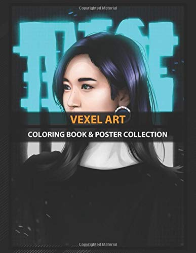Coloring Book & Poster Collection: Vexel Art Vexel Vector Art Twice Mina Cartoons