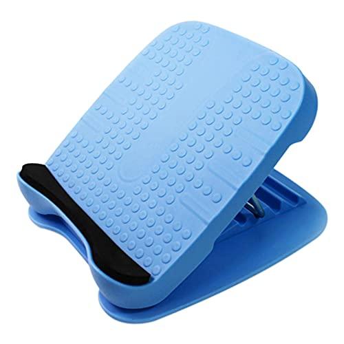Raspbery Estirador Antideslizante Plegable con Tablero Inclinado para Tobillo de Pantorrilla para relajación Muscular y Entrenamiento en el hogar