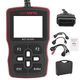 Fydun Motorcycle Scanner OBD2 Code Reader Automotive Diagnostic Tool Car Engine Fault Code Reader Diagnostic Scan Tool