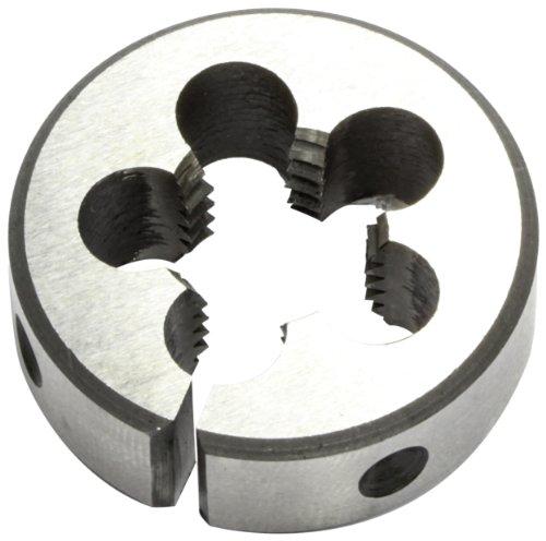 Völkel Matrice de filetage en acier rapide UNC 12,5 mm Diamètre extérieur 25,4 mm